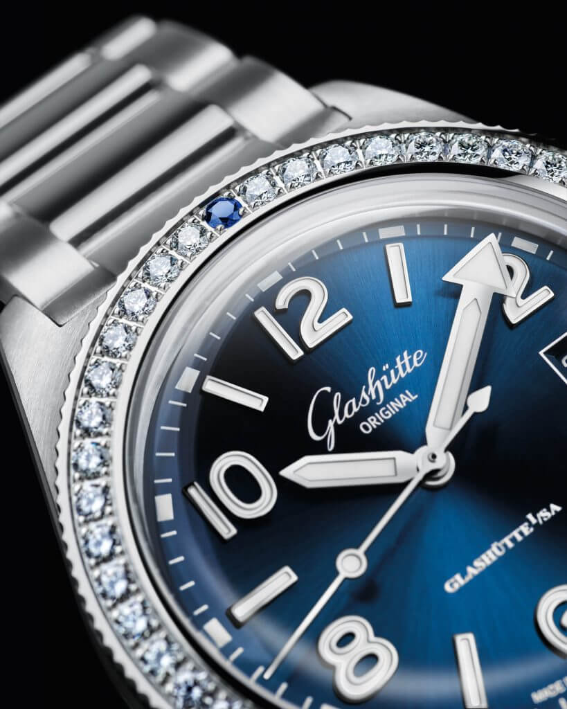 Glashütte Original SeaQ line - new models for 2020