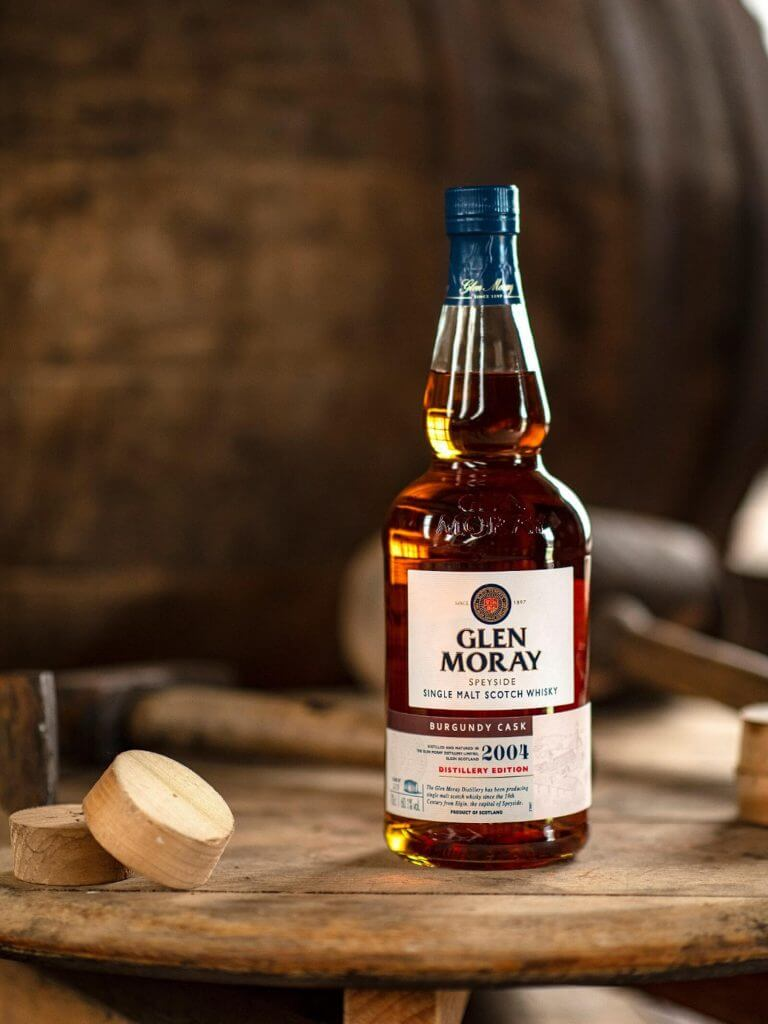 'Dial a Dram' for Glen Moray's new 2020 Distillery Edition