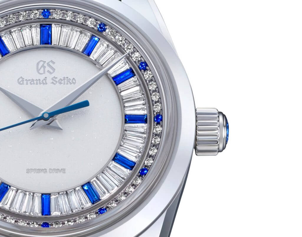 Grand Seiko SBGD205 Masterpiece Spring Drive 8 Days Jewellery Watch