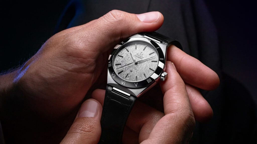 Omega Constellation Gents' Collection 2020