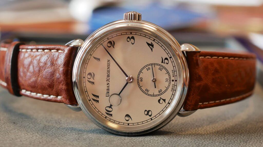 Urban Jürgensen 'The Alfred 40' Special Edition