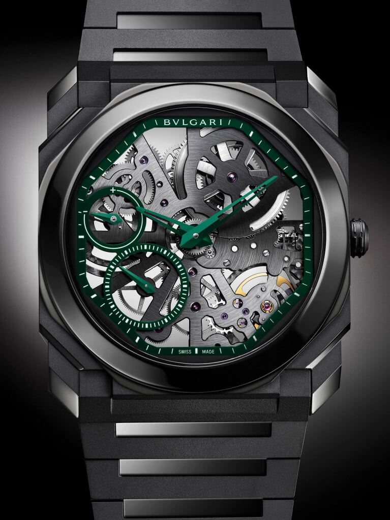 Bulgari London Limited Edition Octo Finissimo