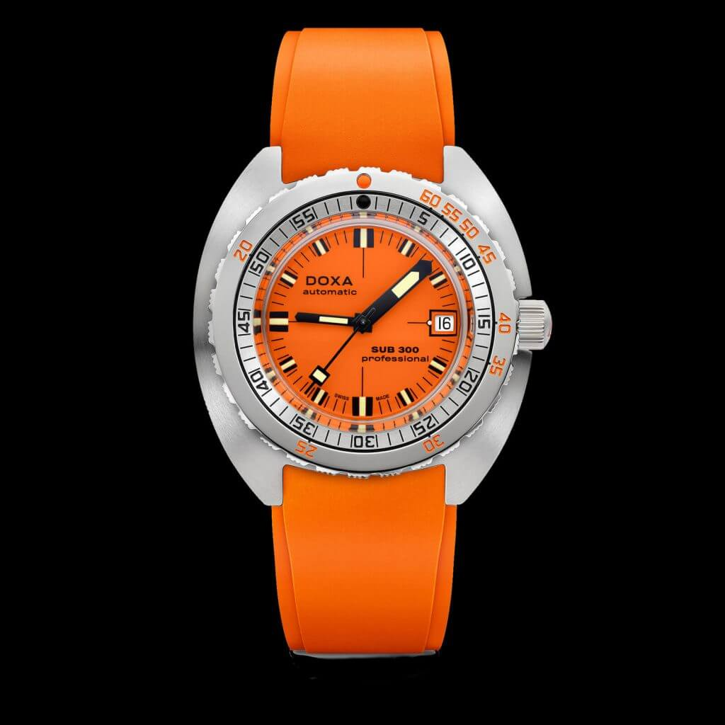 Doxa SUB 300 Stainless Steel COSC