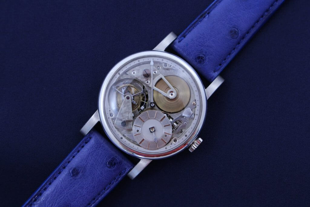 Theo Auffret Tourbillon à Paris