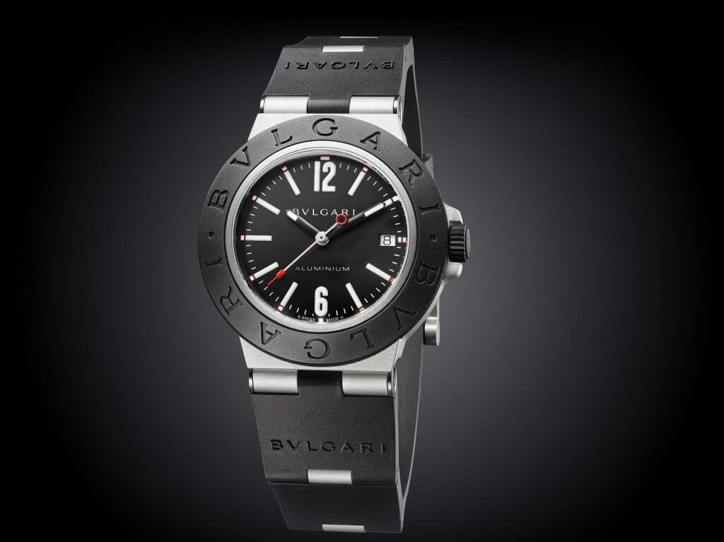 Bulgari Aluminium Watch