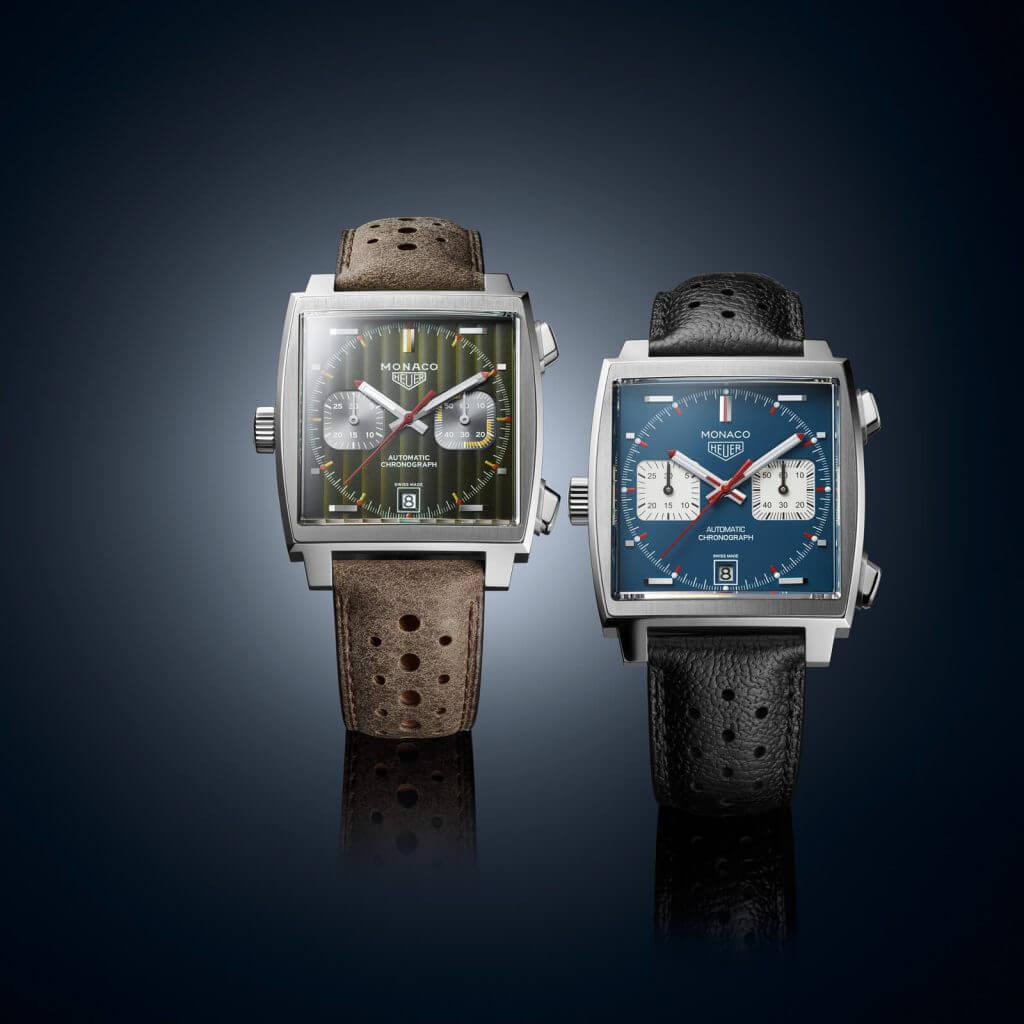 Guy Bove of TAG Heuer