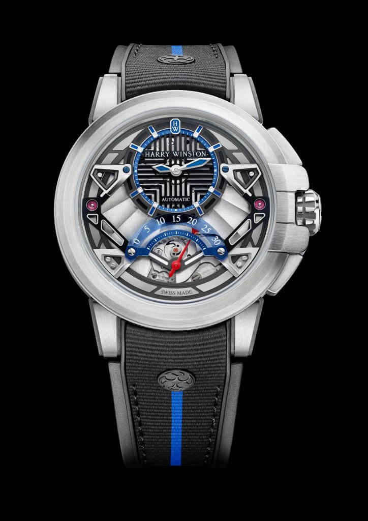 Harry Winston Project Z14