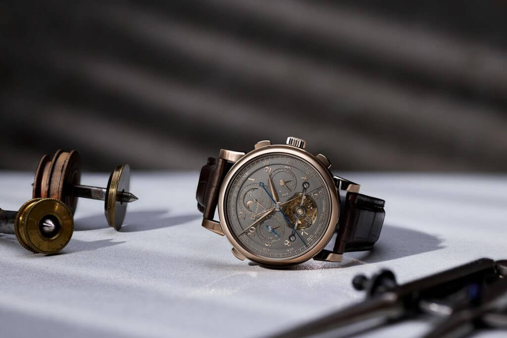 """A. Lange & Söhne 175th Anniversary - """"Homage to F. A. Lange"""""""