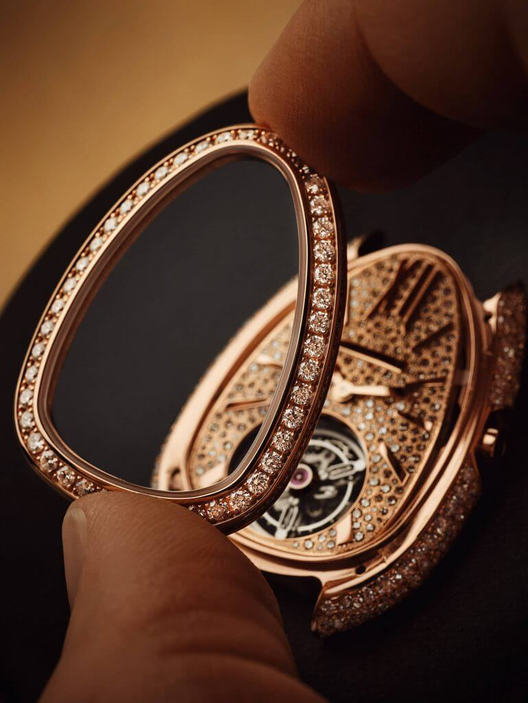 Bulgari Serpenti Sedduttori Tourbillon