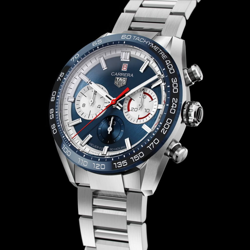 TAG Heuer Carrera Sport Chronograph 160 Years Dato 45 Limited Edition