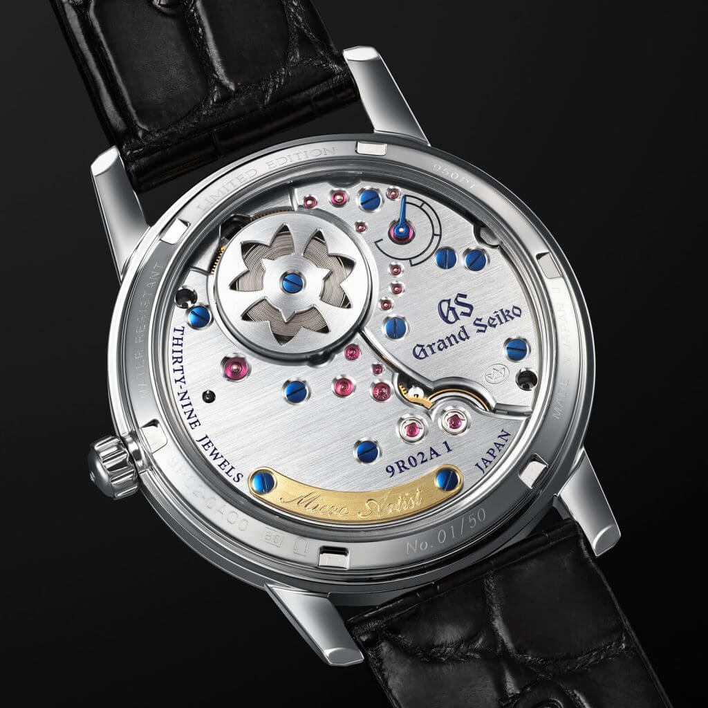 Grand Seiko Masterpiece Collection Kintaro Hattori 160th Anniversary Limited Edition (SBGZ005)