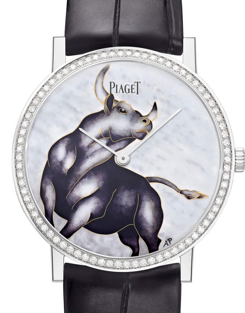 Piaget Altiplano Year of the Ox - G0A45540