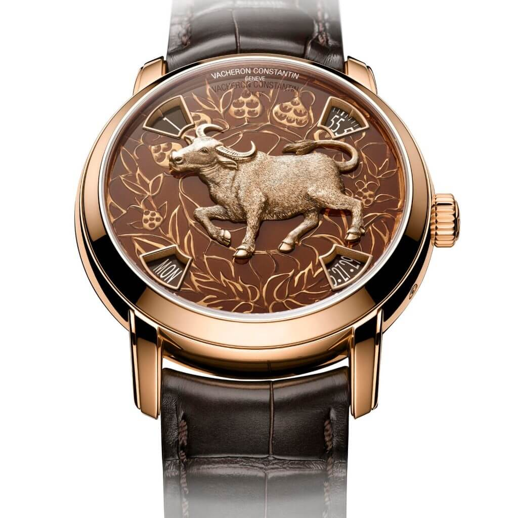 Vacheron Constantin Métiers d'Art - the legend of the Chinese zodiac
