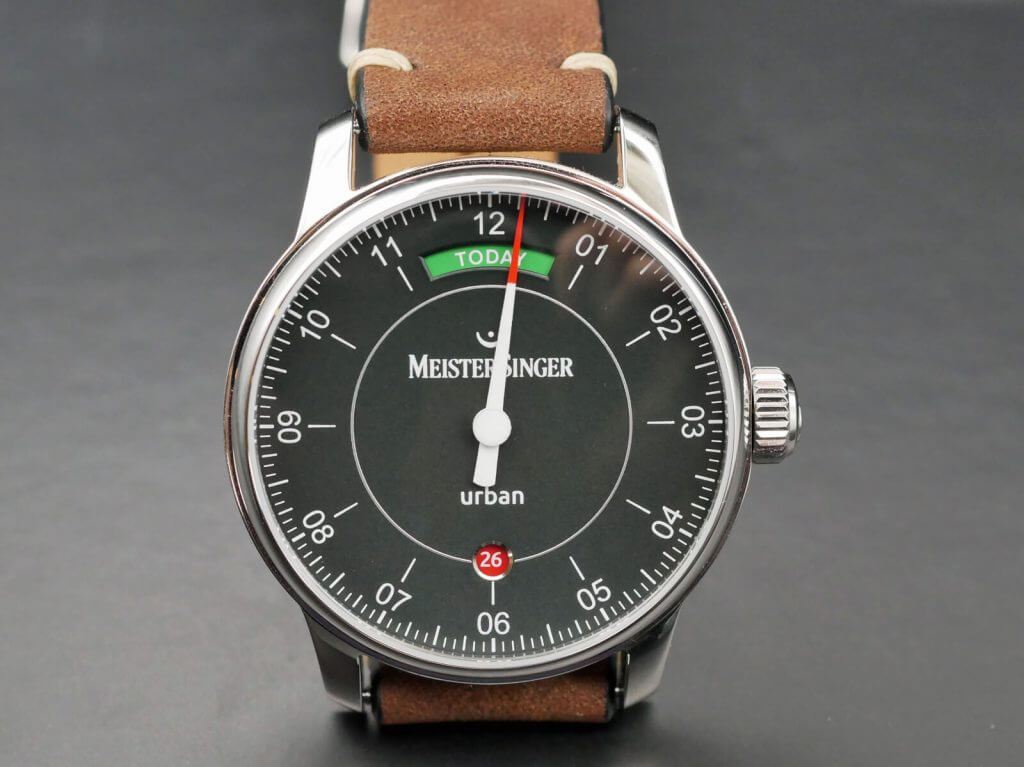 MeisterSinger Urban Day Date Today Edition