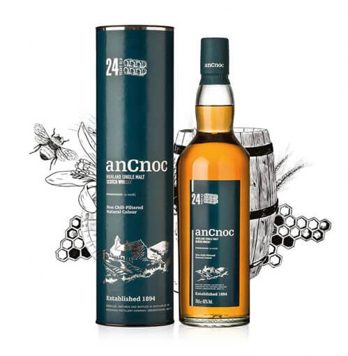 AnCnoc two highly aged expressions