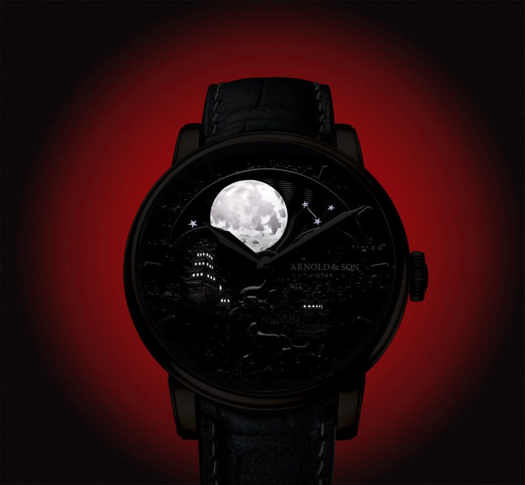 """Arnold & Son Perpetual Moon """"Year of the Ox"""""""