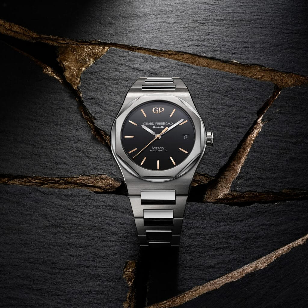 Girard-Perregaux Laureato Infinity Edition - 38mm & 42mm