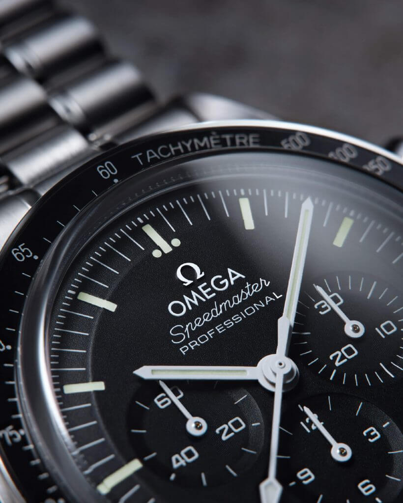 Omega Moonwatch Master Chronometer Certified