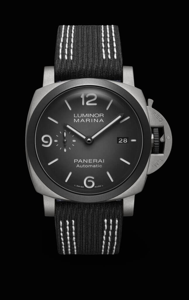 Panerai Luminor Marina 44mm Guillaume Néry Edition (PAM01122)