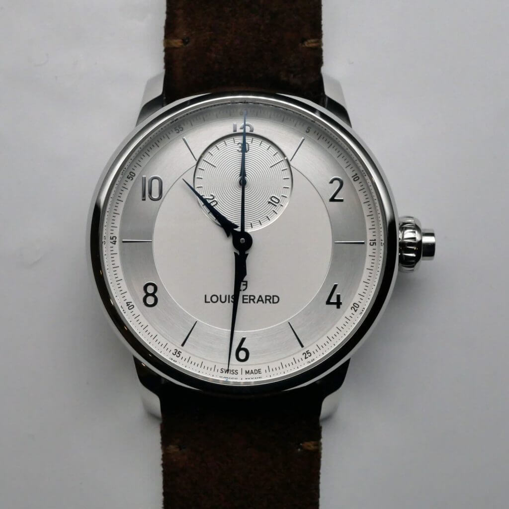 Louis Erard Excellence Chrono Monopoussoir